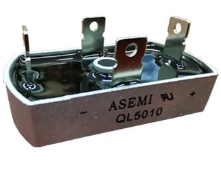 QL5010,ASEMI整流桥,适配机电电气设备,工业电磁灶,焊机,变频器等设备用大功率整流桥QL5010,参数一致 均流性高