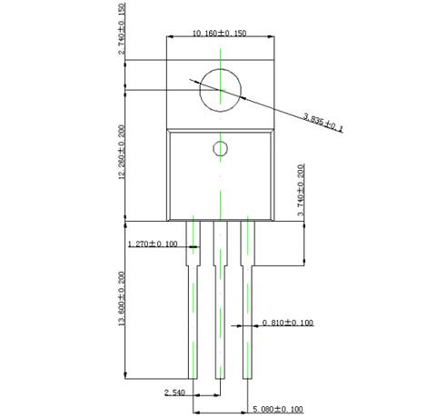 220AB-H 尺寸图 1
