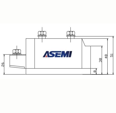 asemi d3尺寸图1