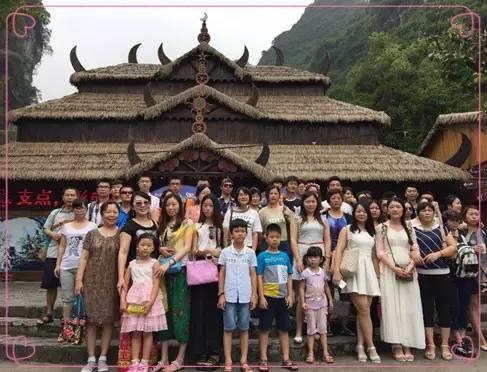 ASEMI员工活动-桂林