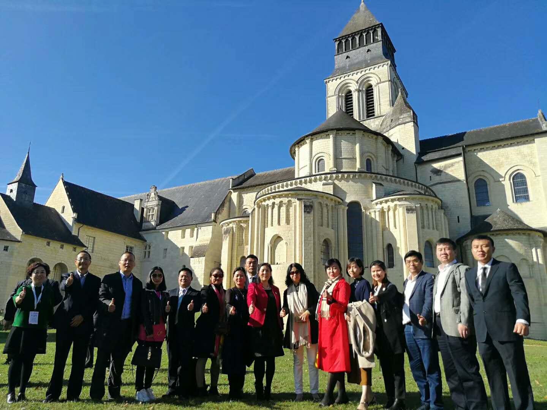 ASEMI员工活动-法国